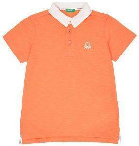 POLO T-SHIRT BENETTON CA ΚΟΡΑΛΙ