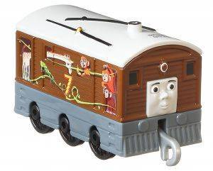 FISHER-PRICE THOMAS AND FRIENDS ΤΡΕΝΑΚΙΑ ΣΑΦΑΡΙ TOBY [GLK61]