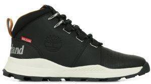ΜΠΟΤΑΚΙ TIMBERLAND BROOKLYN CITY MID TB0A2MUV0011 ΜΑΥΡΟ (EU:31)