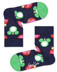 ΚΑΛΤΣΕΣ HAPPY SOCKS KIDS DISNEY BAUBLELICIOUS SOCK KDNY01-6500 ΜΑΥΡΟ/ΠΟΛΥΧΡΩΜΟ