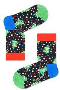 ΚΑΛΤΣΕΣ HAPPY SOCKS KIDS WINTER NIGHT SOCK KWIN01-9300