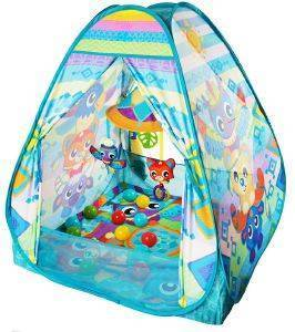 PLAYGRO CONVERT ME TEEPEE BALL ACTIVITY GYM